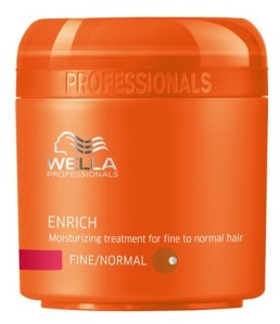 Wella Professionals - Enrich - Moisturizing Treatment for Fine to Normal Hair
