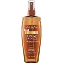 L'Oreal - Sublime Bronze Clear Self-Tanning Gel