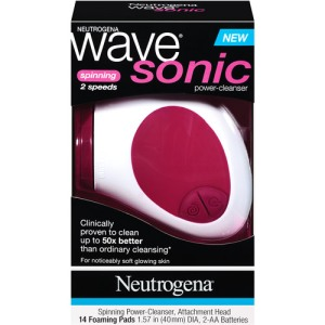 Neutrogena Wave Sonic Power Cleanser
